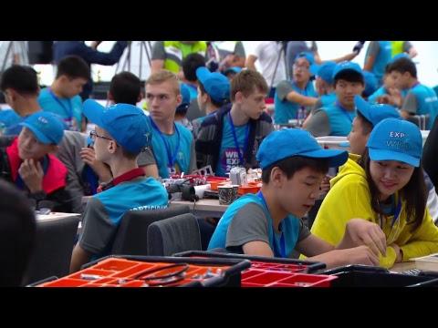 EXPO-2017.«World Robot Olympiad» робототехникадан республикалық жарысы