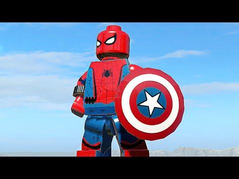 ДЕДПУЛЫ - LEGO Marvel Super Heroes