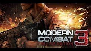 Modern Combat 3:Fallen Nation l Gameplay