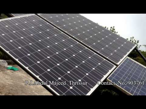 Solar Panel Thrissur 3