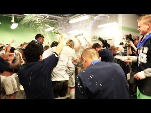 POSTGAME SIGHTS: Sporting KC Celebrate Their U.S. Open Cup Championship