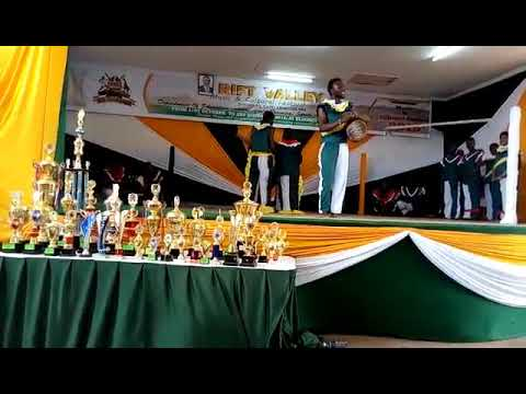 Best Isikuti Dance By Moi University Main Campus, Eldoret, Kenya