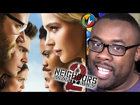 NEIGHBORS 2 Sorority Rising (2016)  - Catching Up with Andre