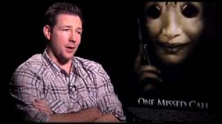 Ed Burns rolling the dice on his new film One Missed Call