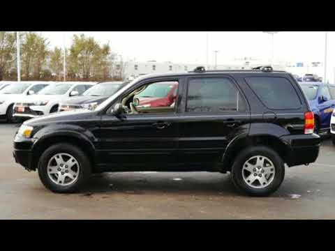 2005 Ford Escape Minneapolis MN St-Paul, MN #W83719A - SOLD