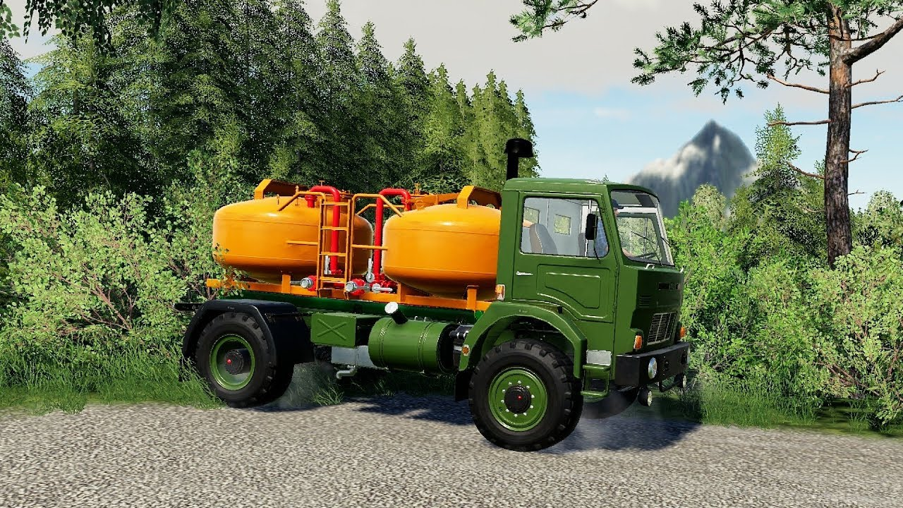 FS19 - Forestry and Farming on Schwatzingen 017