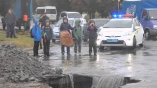 НОВОСТИ ДНЕПРОПЕТРОВСКА - Последствия урагана 24 сентября 2014(, 2014-09-25T03:34:02.000Z)