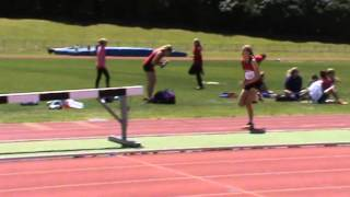 Summer Rutherford - Long Jump (14/15 Athletics Meet Dunedin)
