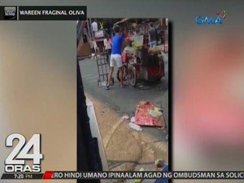 24 Oras: Exclusive: Ginagamit na yelo sa samalamig, nakatiwangwang lang sa kalsada