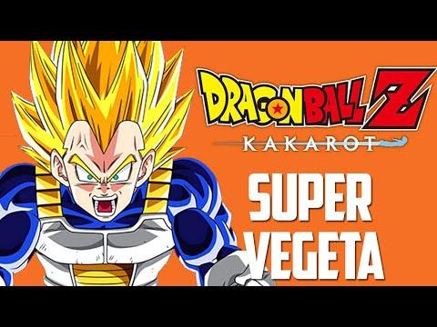 Dragon Ball Z Kakarot #12 - O super VEGETA