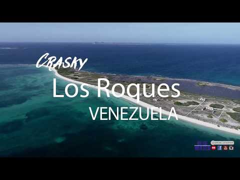 Crasky | Los Roques National Park | Venezuela | Tourist Attractions