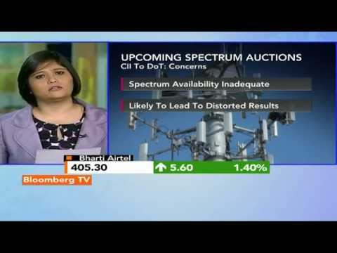 Market Pulse- CII Pitches For 3G Auction