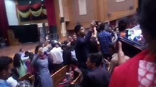 Diwan siwan live show (udaan) 2018..... G. P. G. College seema