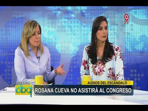 """Rosana Cueva: """"Panorama revelará más audios este domingo"""""""