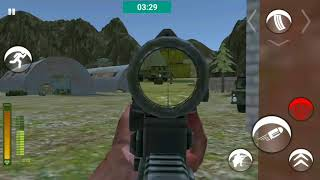 IGI Frontline War of commandos Android Gameplay
