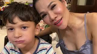 Gambar cover Con trai Hương Hoàng mê gà ủ muối Thái Nguyên của mẹ