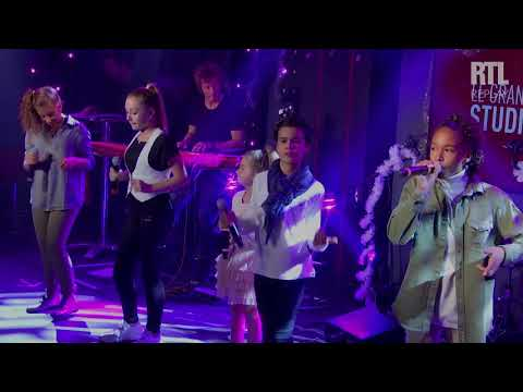 Kids United Nouvelle Génération - Summer Medley (Live) - Le Grand Studio RTL