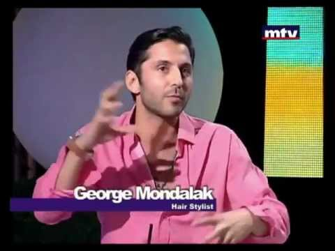 George El Mendelek discussion PR Passion on Men El Ekhir MTV 5 July 2013