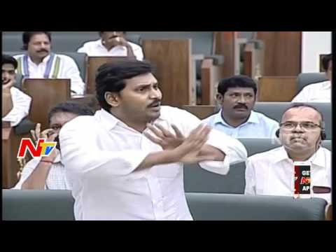 YS Jagan Sensational Comments in Assembly about His Assets & Sakshi Rating in India || NTV