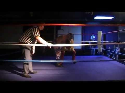 "Suplex Wrestling ""Lighting"" Lewis Howley vs Mr America"