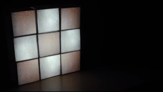 projection mapping 3d cubes   resolume arena 4