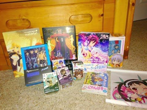 Kinokuniya Haul (Figures, Manga, and More!)