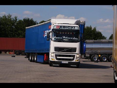 #truckerslifestyle s01 cz.11/17 || #Artdrive (39) KAWAŁY NA CB RADIO, BUSIARZ-DEBIL, PAUZA Z GACKIEM