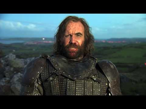 Game of Thrones: Roast Joffrey  Rory McCann Describes Joffrey HBO