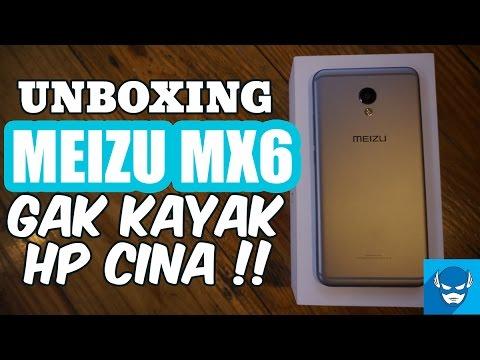 Unboxing Meizu MX6 - Indonesia
