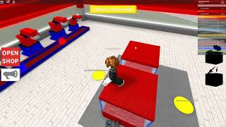 I turned the Thor in the Roblox-super hero Tycoon