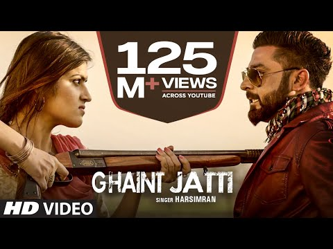 Ghaint Jatti Harsimran Song | HeartBeat | New Punjabi Songs 2015