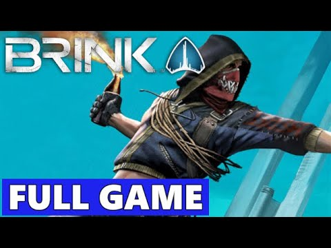 Download Brink Full Walkthrough Gameplay - No Commentary (PC Longplay)