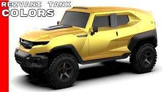 Rezvani Tank Colors thumbnail