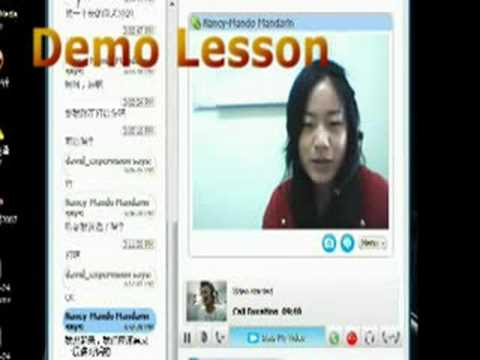 Mando Mandarin - Demo Lesson with an online Chinese tutor