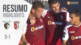 Highlights   Resumo: Portimonense 0-1 SC Braga (Liga 19/20 #7)