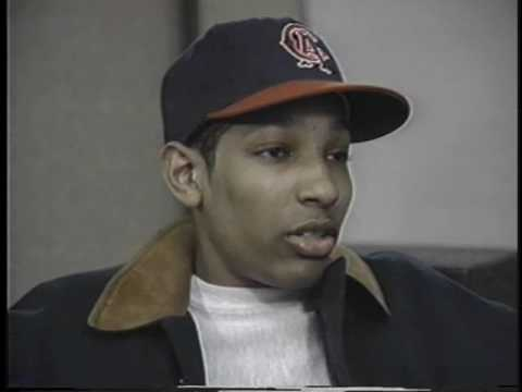 Video Explosion Interview The Fabulous Chi Ali 1992