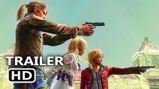 PS4 - Resonance Of Fate Remake Trailer (2018)