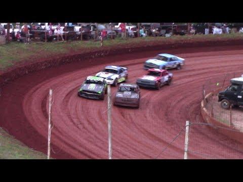 Winder Barrow Speedway Street Stock Feature Race 5/5/18