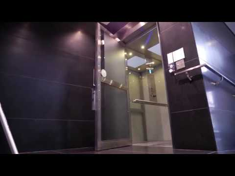 Prolift Wheelchair Lift with Stainless Steel Door   Toronto