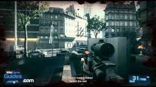 Battlefield 3 Walkthrough Comrades Guide Part 2 12 The Professional Achievement