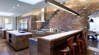 видео Кухня-гостиная в стиле Лофт (26 фото): идеи для дизайна помещения