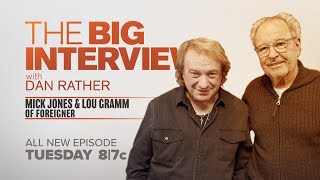 Foreigner on The Big Interview with Dan Rather | Sneak Peek
