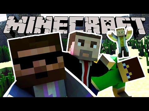 Pedro, Ment, House a GEJMR | Minecraft minihry ŽIVĚ