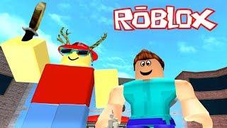 Steve ve Zombik K*til Kim? 🔪 - Roblox Murder Mystery 2