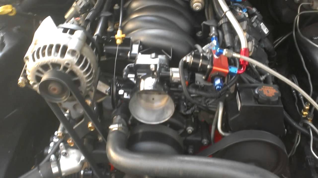 Lt1 383 Turbo To 5 3 Swap Turbo Coming Soon Youtube