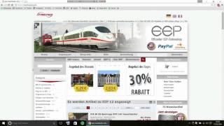 Eep Tutorial  Für Anfänger  1.6 - Eep Shopping Erklärt
