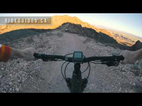 Riding Vacation @ Bootleg Canyon, Nevada
