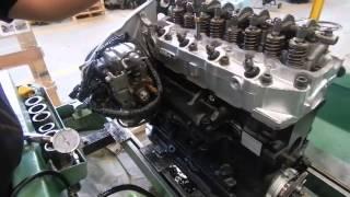 Motor H-100 diesel