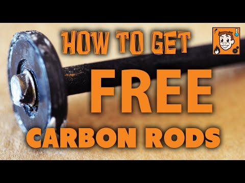How To Get Free Carbon Rods