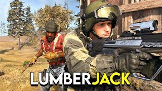Modern Warfare Warzone: Lumberjack Edition